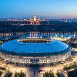 Sedes da Copa – Moscou : ParteII