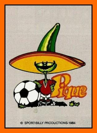 Pique 1986
