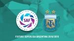 Campeonato argentino de futebol 2018/19-Superliga-Tabela, artilheiros eclassificação