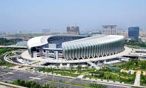 ShandongLunengJinanOlympicSportsCenter