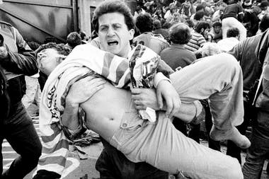 35 anos da tragédia deHeysel