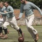 """""""The English Game"""": um jogo e seusvencedores"""
