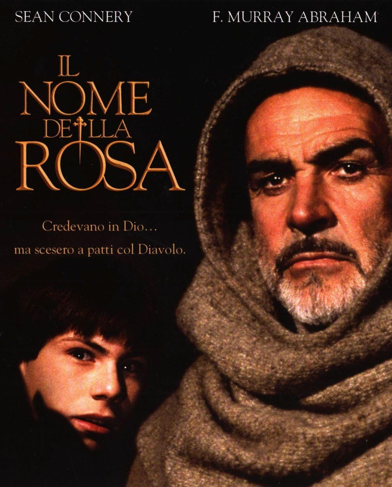 Filme: O Nome da Rosa
