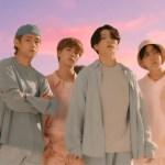 BTS debuta em primeiro lugar no Hot 100 da Billboard pela primeiravez