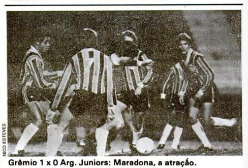 Grêmio Imortal: Pequenas Histórias