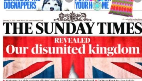 O fim do ReinoUnido?